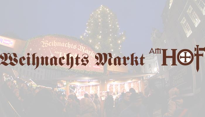 Weihnachtsmarkt am Hof